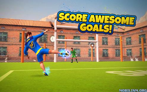 SkillTwins Football Game v1.0 (Mod Money) Apk