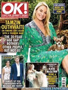 OK! Magazine UK – 14 October 2019