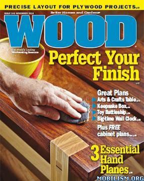 Download ebook Wood Magazine - November 2016 (.PDF)