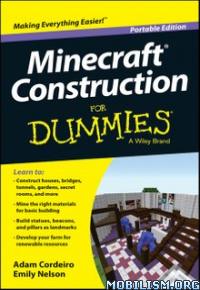 Download ebook Minecraft Construction For Dummies by Adam Cordeiro (.ePUB)
