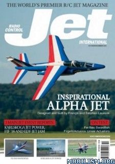 Download ebook Radio Control Jet International - Oct/Nov 2016 (.PDF)