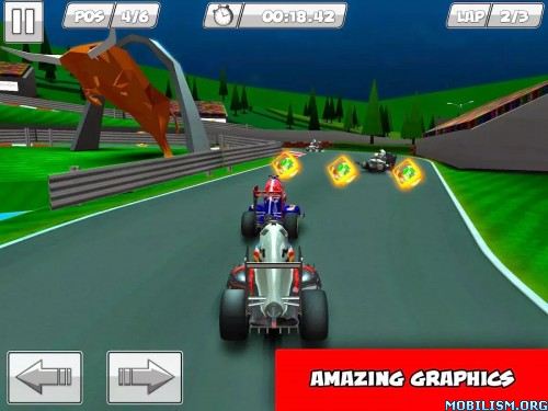 MiniDrivers v7.1 (Mod Money/Sponsors) Apk