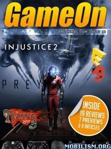 Download ebook GameOn - July 2017 (.PDF)