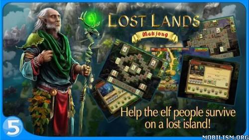Lost Lands: Mahjong v1.1.5 [Mod Money] Apk