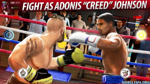 Real Boxing 2 CREED v1.1.1 [Mod Money] Apk