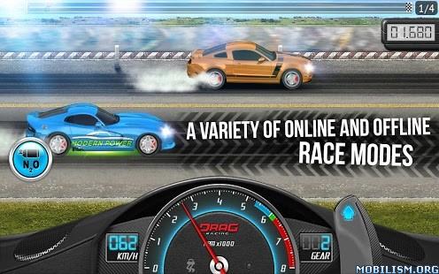 Drag Racing: Club Wars v2.9.15 (Mod) Apk