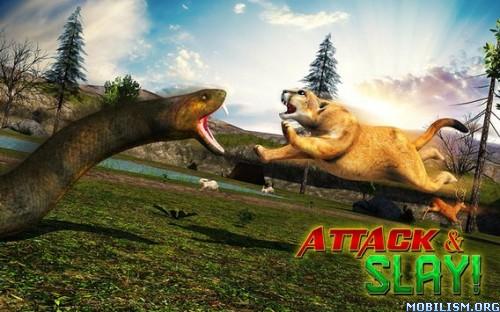 Angry Anaconda 2016 v1.2 (Mod Money) Apk