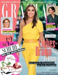 Grazia Germany – 1 August 2019 [GER]
