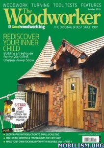 The Woodworker & Good Woodworking – October 2019