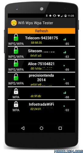 Games APK] ~ Wps Wpa Tester Premium (ROOT) v2 6 1 Patched