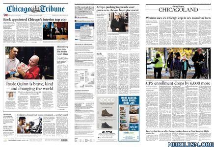 Chicago Tribune – November 09, 2019
