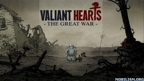 Valiant Hearts: The Great War v1.0.4 (Full) Apk