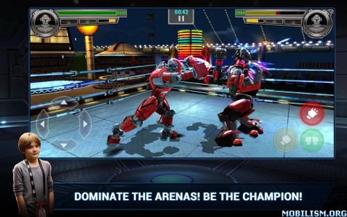 Real Steel Boxing Champions v1.0.279 (Mod Money) Apk