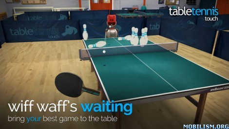 Table Tennis Touch v2.0.1208.2 Apk