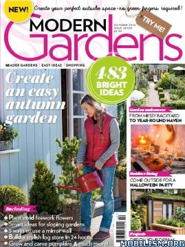 Download ebook Modern Gardens - October 2016 (.PDF)