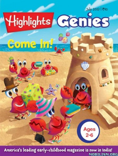 Download ebook Highlights Genies - July 2017 (.PDF)