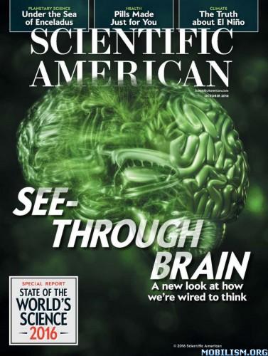 Download ebook Scientific American - October 2016 (.PDF)