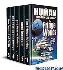 Download The Human Chronicles Saga Box Set by T.R. Harris (.ePUB)