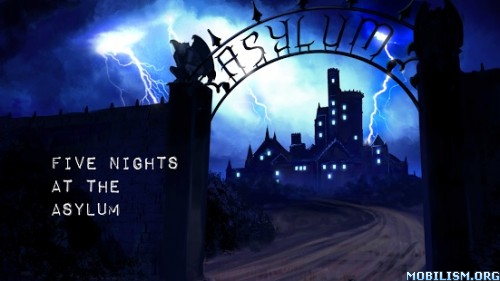 Asylum Night Shift v1.6 [Unlocked] Apk