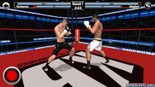 Kickboxing Road To Champion P v3.07 + Mod Apk