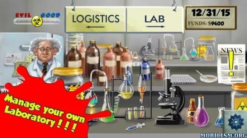 BioLAB v1.3 [Mod Money/Chem Points] Apk