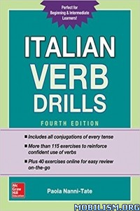 Download ebook Italian Verb Drills by Paola Nanni-Tate (.ePUB)