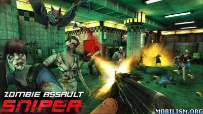 Zombie Assault:Sniper v1.20 [Mod Money] Apk