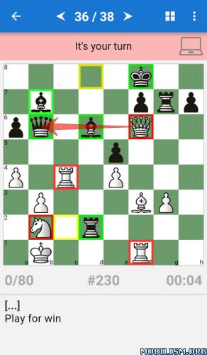 CT-ART 4.0 (Chess Tactics) v0.9.6 [Unlocked] Apk