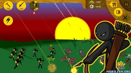 Stick War: Legacy v1.0.3 [Mod Money/Point] Apk
