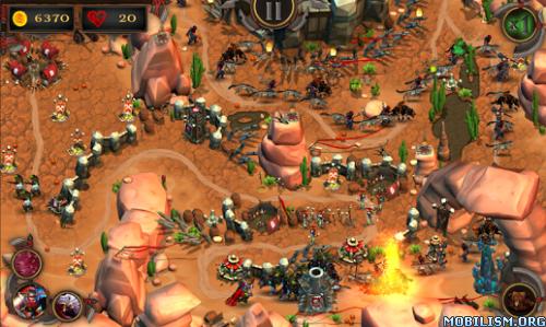 The orcs crusade v1.2.3 (Mod Money/Unlocked) Apk