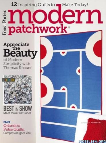 Download ebook Modern Patchwork - July/August 2017 (.PDF)