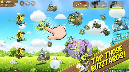 Battle Buzz v1.3.1 (Mod Money) Apk
