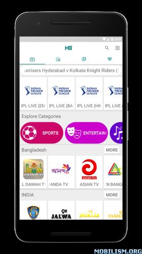 ?dm=6TZYHXSR - HD Streamz : Stream live TV, Radio v3.1 [Ad-Free]