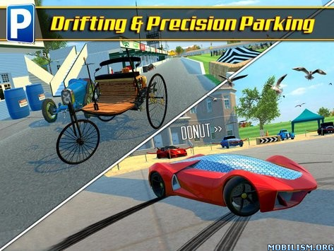 Driving Evolution v1.0.3 (Mod Money/Unlocked) Apk