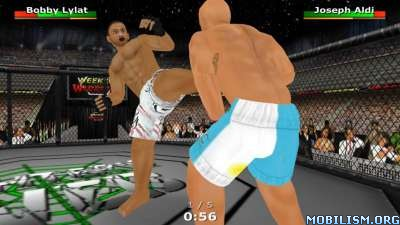 Weekend Warriors MMA v1.071 [Full] Apk