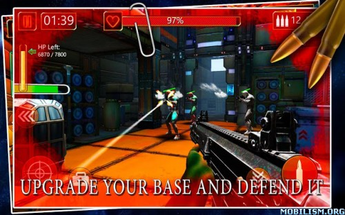 Battlefield Combat: Genesis v5.3.1 (Mod) Apk