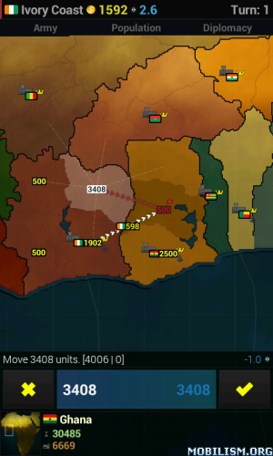 Age of Civilizations Africa v1.153 Apk