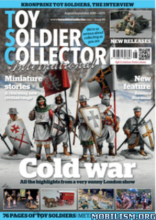 Toy Soldier Collector International – August/September 2019