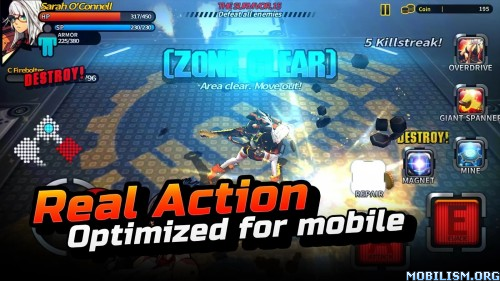 Smashing The Battle v1.06 + Mods Apk