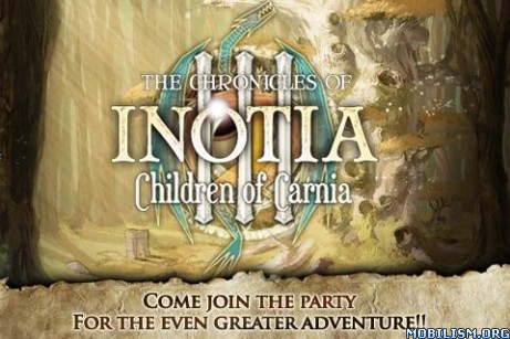 Inotia 3: Children of Carnia v1.4.1 (Super Mod) Apk