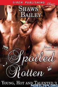 Download Young, Hot, & Talented series by Shawn Bailey (.ePUB)