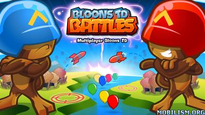 Bloons TD Battles v3.3.1 [Mod] Apk