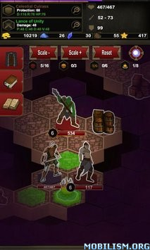 Dungeon Adventure: Heroic Ed. v1.1.7 + Mod Apk