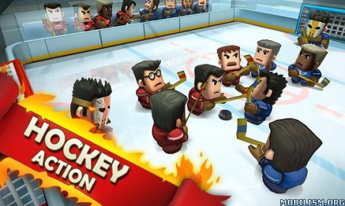 Ice Rage: Hockey v1.0.20 Apk