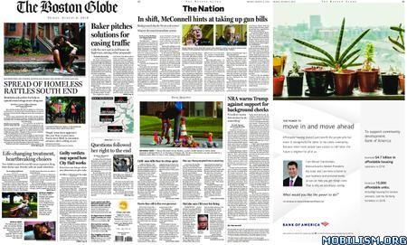 The Boston Globe – August 09, 2019