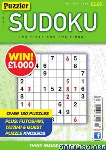 Download ebook Puzzler Sudoku - Issue 165, 2017 (.PDF)
