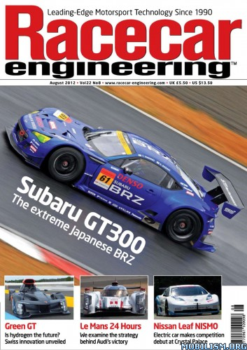 Racecar Engineering - August 2012 (.PDF)
