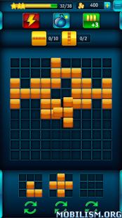 Bricks Puzzle v1.1.2 (Mod Money) Apk