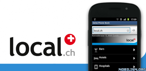 Software Releases • Swiss Phone Book v4.5