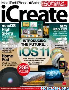 Download ebook iCreate - Issue 174 2017 (.PDF)